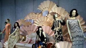 Robe Lagerfeld pour Chloé 60's-70's © WDR/Kretz-Mangold