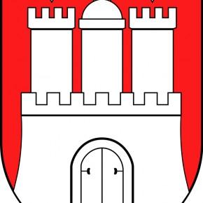 Le blason d'Hambourg