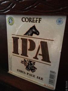 Design de la Coreff IPA