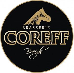 Logo de la brasserie bretonne Coreff