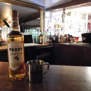 Paddy Irish Honey au Grand Sommeil, bar à cocktails à Rennes