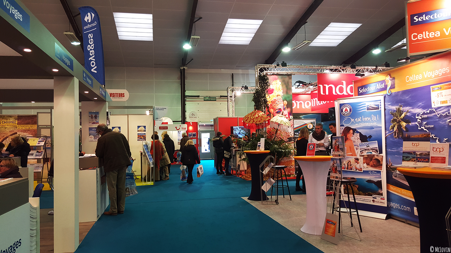 Salon international du tourisme rennes mclovin not war for Salon international du tourisme rennes